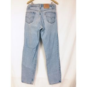 Vintage Levi's Red Tab 550 Relaxed Fit Jeans 36X36